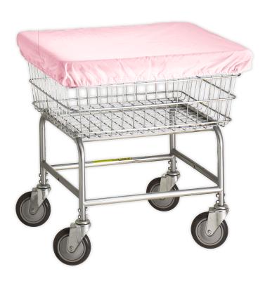 R&B Wire - R&B Wire #132 Antimicrobial Basket Cover Cap for E, D, G Baskets - Mauve