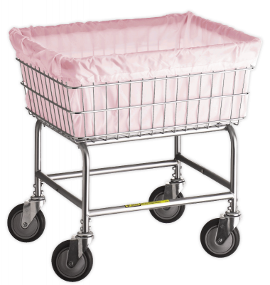 R&B Wire - R&B Wire #142 Antimicrobial Basket Liner for E, D, G Baskets - Mauve