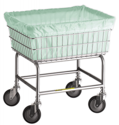 R&B Wire - R&B Wire #142 Antimicrobial Basket Liner for E, D, G Baskets - Green
