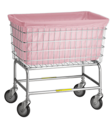 R&B Wire - R&B Wire #242 Antimicrobial Basket Liner for F Basket  - Mauve