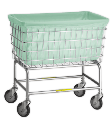R&B Wire - R&B Wire #242 Antimicrobial Basket Liner for F Basket  - Green
